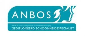 Schoonheidssalon VisaSkin is aangesloten bij Anbos